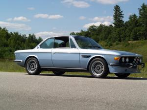 BMW 3.0CSL - Injected- Blue